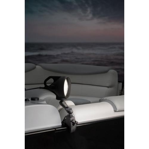 Łódź rybacka RAM LED reflektor komplet s držiakom