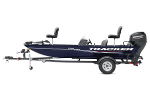 Rybársky čln TRACKER  Pro 170