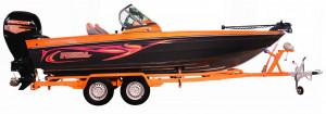 Rybársky čln FINVAL 555 Sport Angler