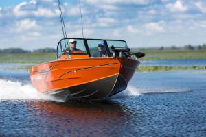 Rybársky čln Finval 475 Evo DC JS