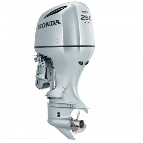 Łódź rybacka Honda BF250D XR U