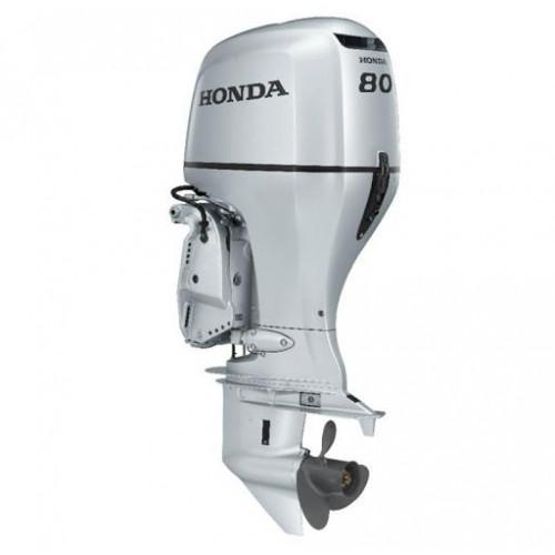 Łódź rybacka Honda BF80AK1 LR TU