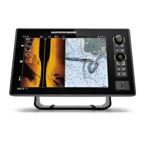 Łódź rybacka Sonar Humminbird SOLIX 10 CHIRP MSI+ GPS G2