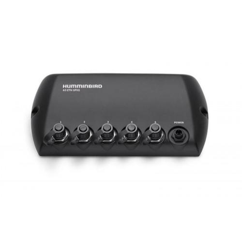 Łódź rybacka Humminbird AS 5 Port Ethernet Switch