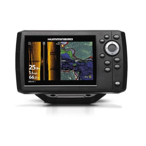 Łódź rybacka Sonar Humminbird HELIX 5x CHIRP SI GPS G2