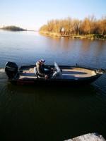 Rybársky čln PowerBoat 475 SC