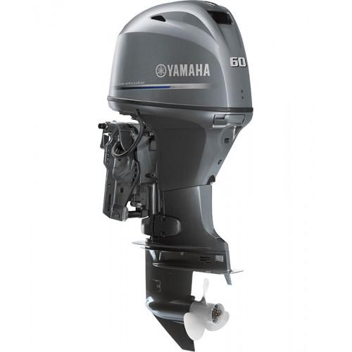 Łódź rybacka Yamaha F60FETL LS