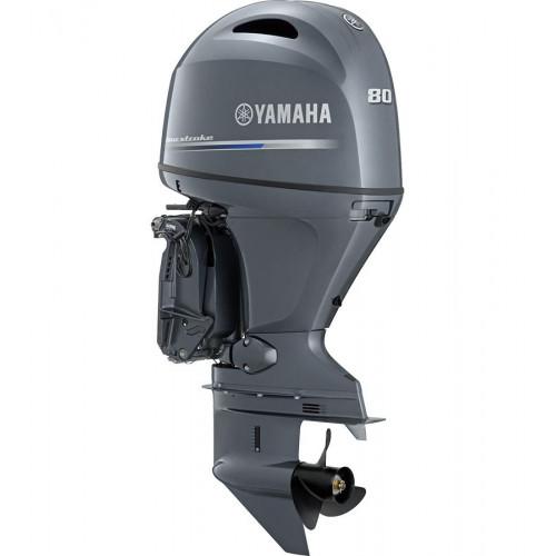 Łódź rybacka Yamaha F80DETL LS