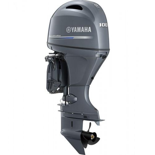 Łódź rybacka Yamaha F100FETL LS