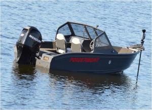 Rybársky čln PowerBoat 470 DC Set Nr.2