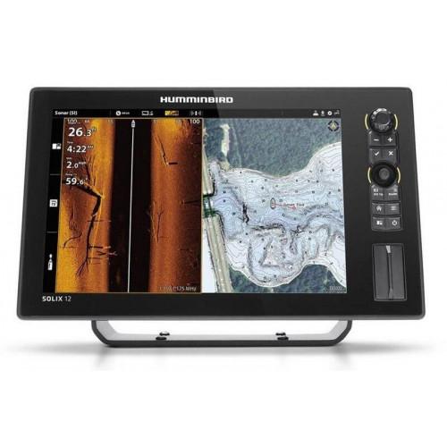Łódź rybacka Humminbird Solix 12 CHIRP MSI+ GPS G3