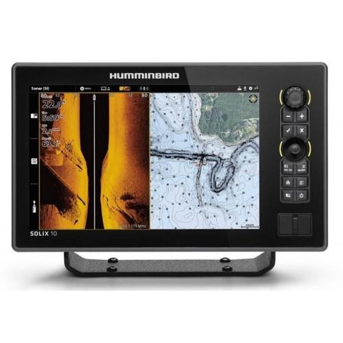 Łódź rybacka Humminbird Solix 10 CHIRP MSI+ GPS G3