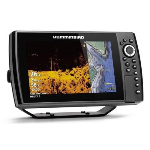 Łódź rybacka Humminbird HELIX 9x CHIRP MSI+ GPS G4N